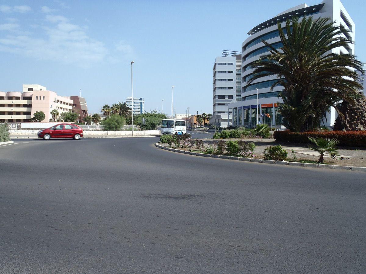 Auf der Suche nach Praias Altstadt