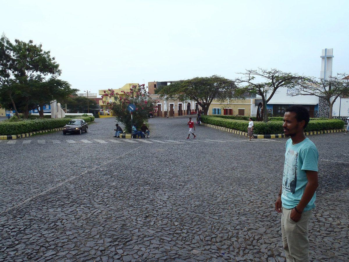 Ich lerne Sao Filipe kennen
