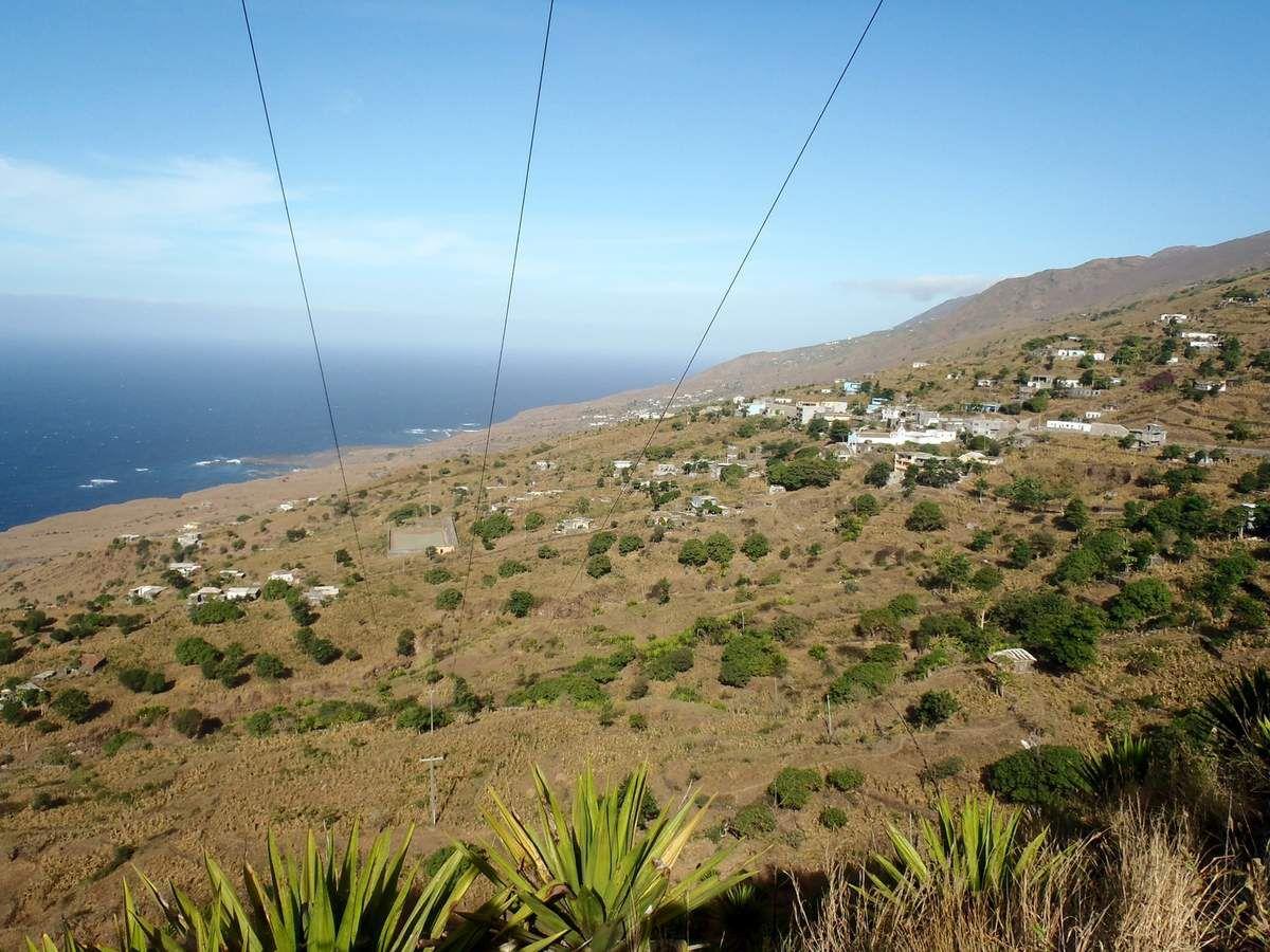 Inselrundfahrt auf Fogo