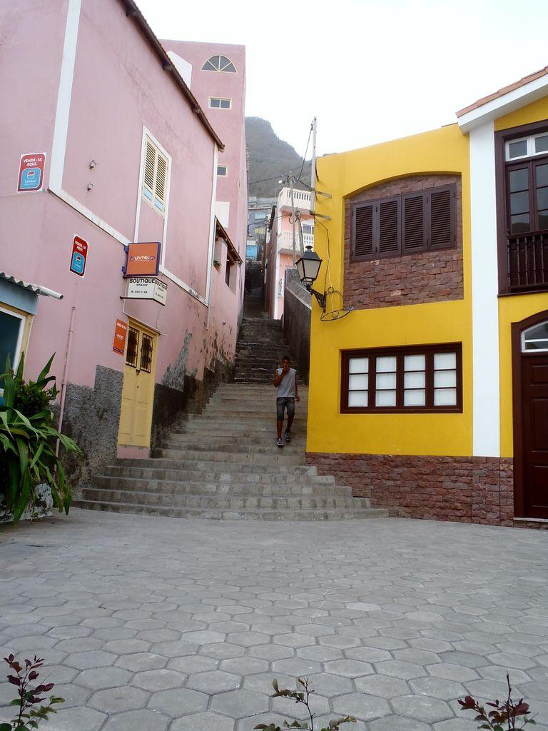 Sonntag in Ribeira Grande