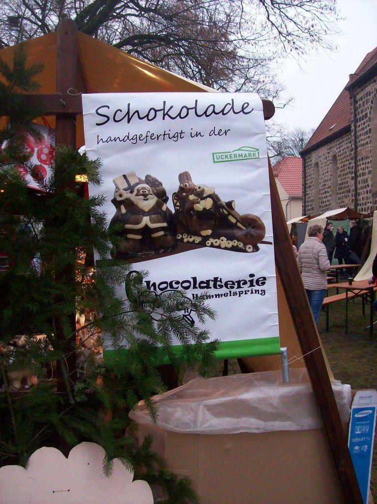 Unser Weihnachtsmarkt zu Hause