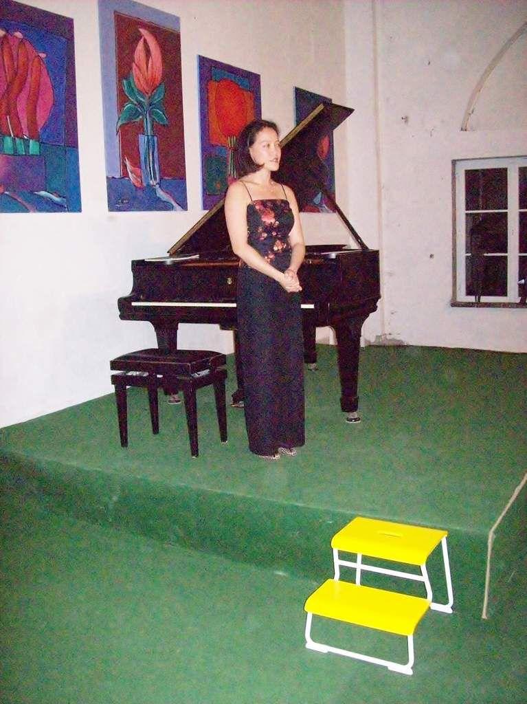 Sonderkonzert mit Sarah Fuhs und Susan Wang