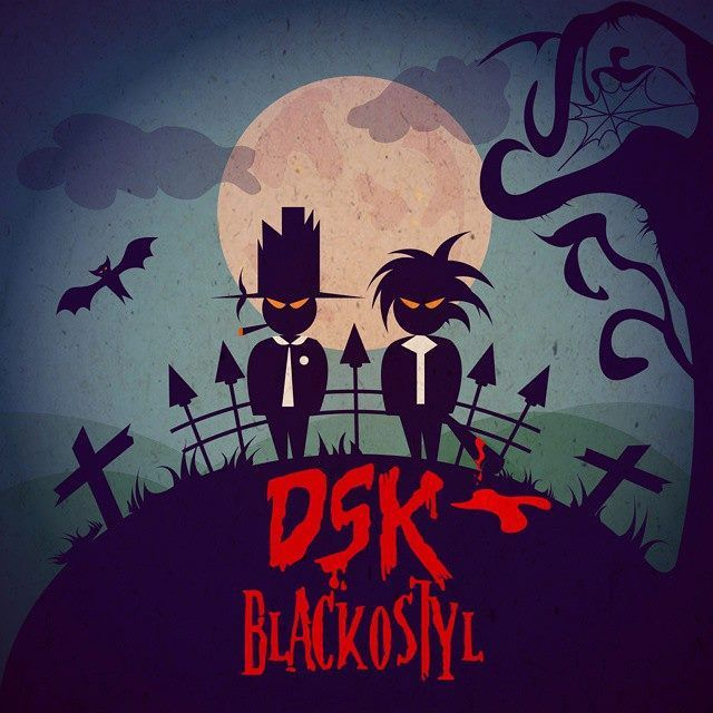 BlackOstyl Records WiTH NiL AND STEKY