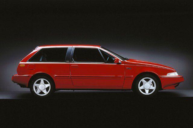 PRUEBA: Volvo 480 ES
