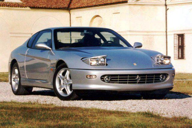 PRUEBA: Ferrari 456 GT