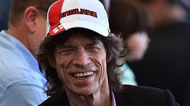 Mick Jagger en La Habana