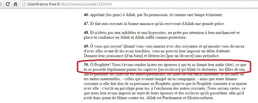 Source : http://islamfrance.free.fr/doc/coran/sourate/index.html