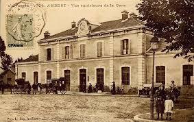 AMBERT      ( Puy de Dôme  )                         V