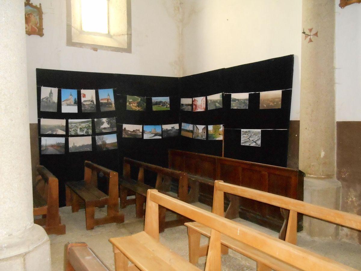 Exposition de photos : nos villages au fil du temps