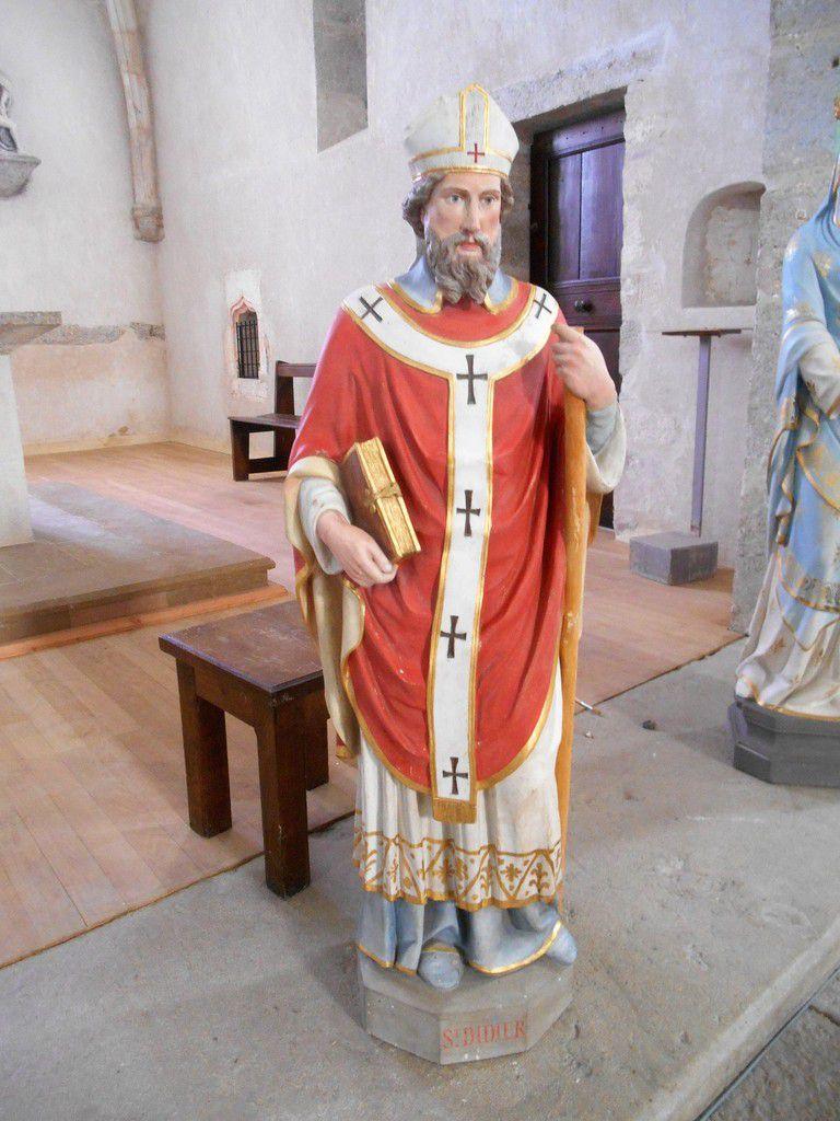 Rénovation des statues : un nouveau dimanche après-midi de travail