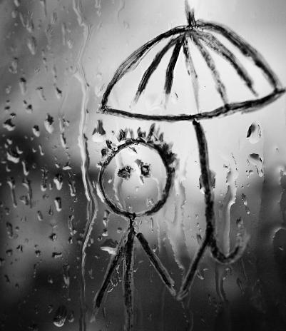 il pleut sur ma mémoire