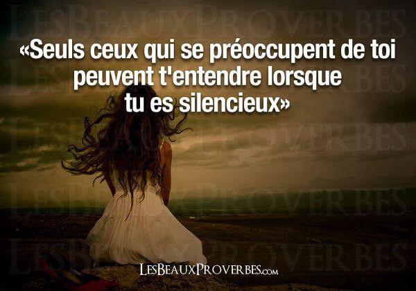 HOMMAGE AU SILENCE