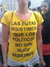 España: Con tanto maleante en las Instituciones jamas levantaremos cabeza