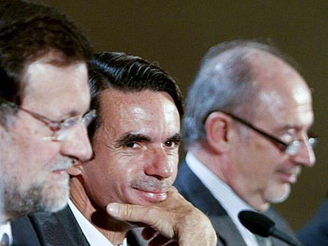 Rajoy anuncia nuevas investigaciones sobre las cajas de ahorro ja ja ja