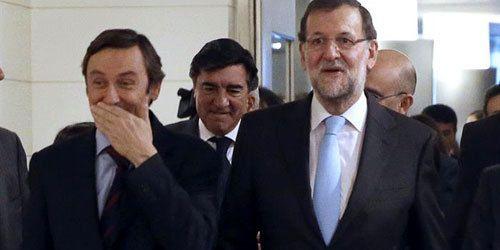 El nuevo portavoz del PP, un tal rafael hernando, condenado a pagar 20.000 euros a UPyD por vulnerar su honor Había acusado en una entrevista que la formación de Rosa Díez se había financiado ilegalmente