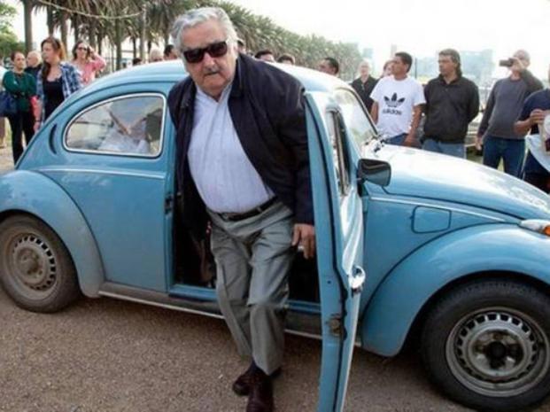 Jose Mugica Presidente de Uruguay