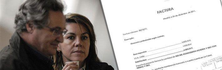 ESPAÑA: Cospedal dice que el PP &quot&#x3B;ha trabajado mucho para saquear este país&quot&#x3B; ja ja ja - &quot&#x3B;Velén EsteVan&quot&#x3B; rompe con el conductor de ambulancias - El director de Hacienda - un tal Santiago Menéndez - dice que sus datos sobre los evasores fiscales &quot&#x3B;son la repera patatera&quot&#x3B; - Emilio Cuatrecasas - abogado - condenado a dos años de carcel - Los maleantes poco a poco van cayendo -
