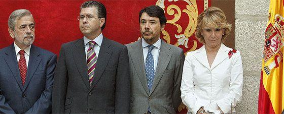 """La Fiscalía de Valencia investiga a Barberá por sus gastos de """"lujo""""  en representación"""
