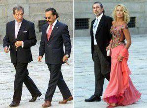 Mafiosos y curiatos (sicarios) de Rouco Varela
