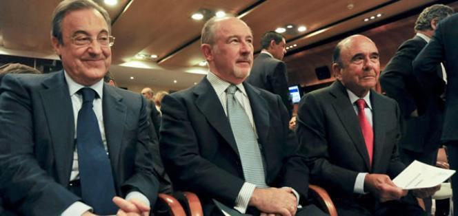 ESPAÑA: ¿Ayudas de Estado? -- ja ja ja -- No serian las únicas -- La UE exige al Gobierno que justifique los 1.350 M pagados a ACS por el Castor -- Trampas y tramposos -- Mientras tanto florentino pérez &quot&#x3B;vive la vida loca&quot&#x3B; --  El banco de Santander y &quot&#x3B;los Botín&quot&#x3B; encuentran en EEUU &quot&#x3B;la horma de su zapato&quot&#x3B; --  Espero que paguen en Estados Unidos lo que jamas han pagado en España --   &quot&#x3B;Marrano&quot&#x3B; rajoy con florentino -- &quot&#x3B;Marrano&quot&#x3B; con &quot&#x3B;los Botín&quot&#x3B; -- Una joya para los españoles --  ¡¡No puede ser presidente del gobierno!!