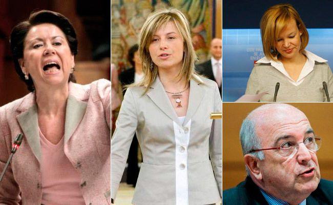 ESPAÑA: ¡¡Socialistas españoles locos por Rajoy!! -- Los 32 despiadados 'golpes de Estado' de la 'Sultana' Díaz en agrupaciones del PSOE andaluz -- La UCO de la Guardia Civil tiene trabajo con los socialistas andaluces -- &quot&#x3B;La corrupción de un socialista con cargo y su familia es del 100 por 100&quot&#x3B; -- En toda España --  Tenemos 450.000 politicos con cargo -- Ruina segura