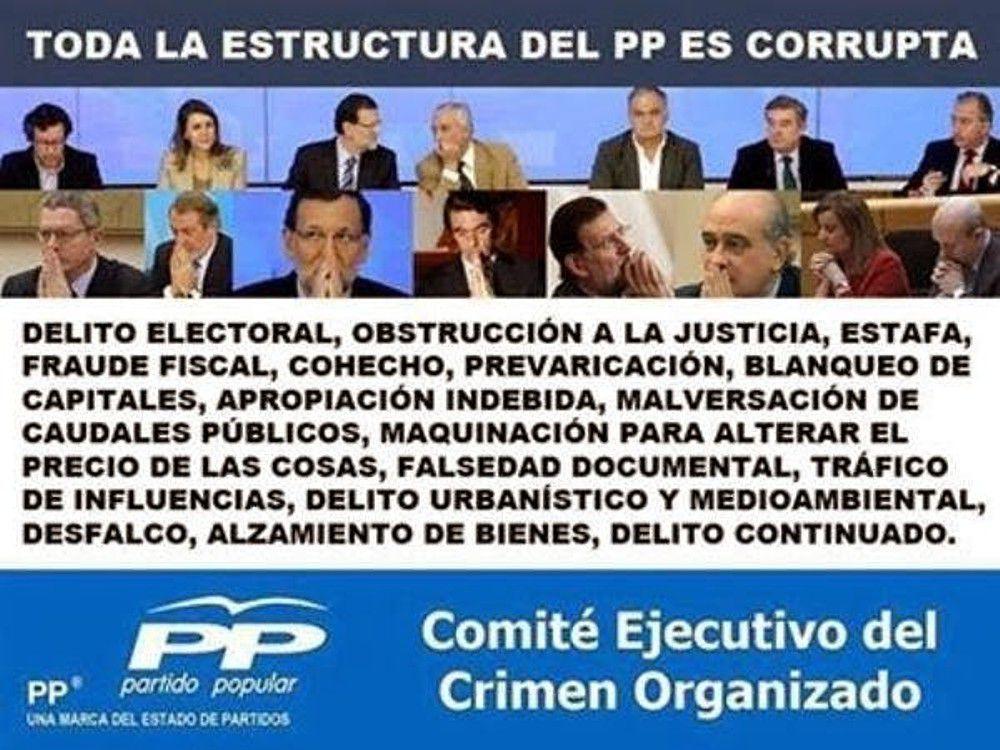 ESPAÑA: Aquí teneis una prueba mas de que el PP S.A. no tiene votantes, tiene clientes, cuando no, accionistas -- El Gobierno aprobará con urgencia un decreto para subir el sueldo a los funcionatas -- Antes lo hizo con las comunidades autonomas presididas por la Psoe S.A. -- en agradecimiento por la defenestración de &quot&#x3B;Perro&quot&#x3B; sanchez --  La PSOE S.A castiga a Margarita Robles y le quita la presidencia de la Comisión de Justicia por romper la disciplina de voto en el debate de investidura. Zaida Cantera dejará de ser portavoz de Defensa -- La burguesia estalinista continua la &quot&#x3B;purga&quot&#x3B;