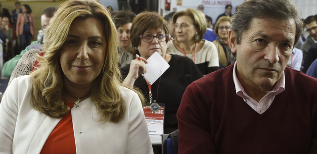 ESPAÑA: ¡¡Omaita!!-susana diaz debe ser procesada por el saqueo de la Agencia de Innovación y Desarrollo de Andalucia (IDEA) -- -- ¿Tiene algo que decir Albert Rivera --  ya que su partido sostiene a ¡¡Omaita!!&quot&#x3B; -- Son jodida casta mafiosa -- España se sitúa como el segundo país de Europa con trabajos más precarios y &quot&#x3B;basurientos&quot&#x3B; -- Fuente: OIT