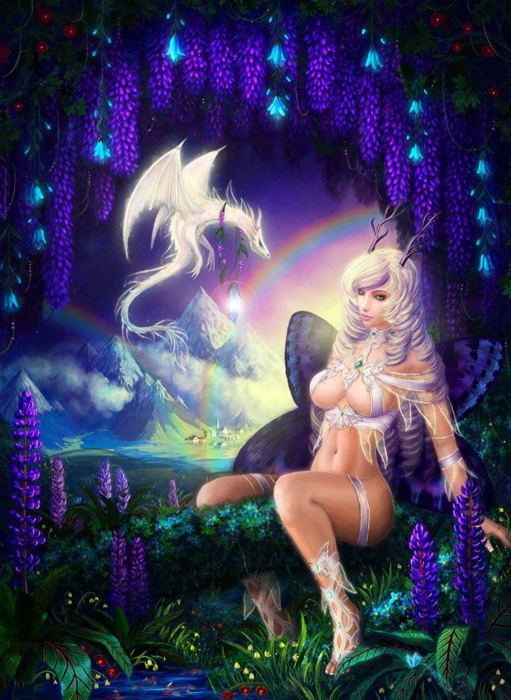 fantasy art,fantasy women,magie,magic,féerie,fairy,fantastique,art digital