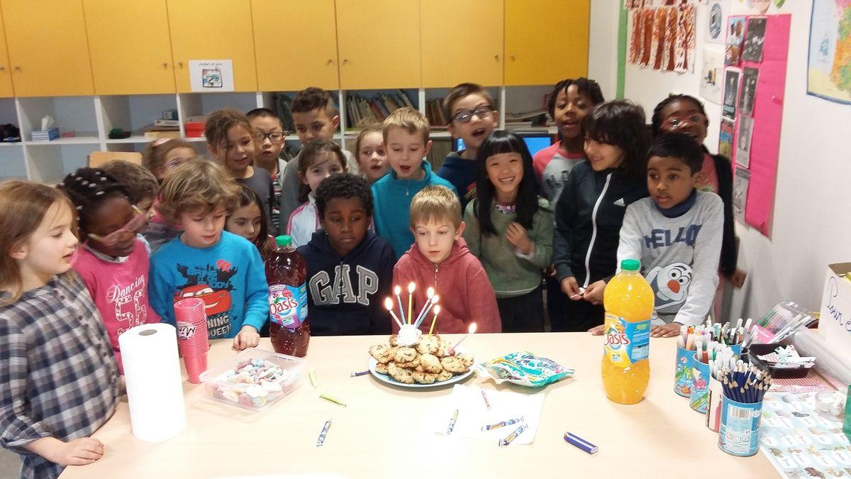 CPA : Les anniversaires de janvier et février