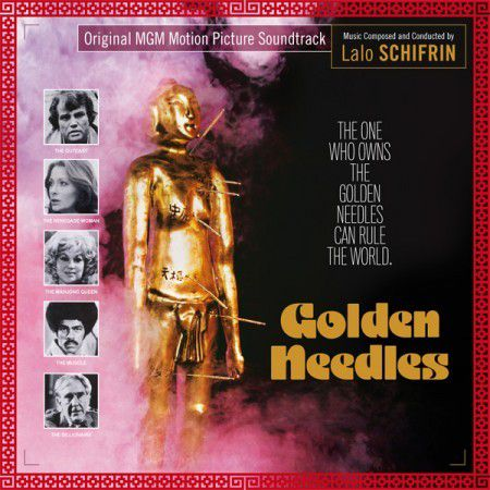 Golden Needles - Lalo Schifrin