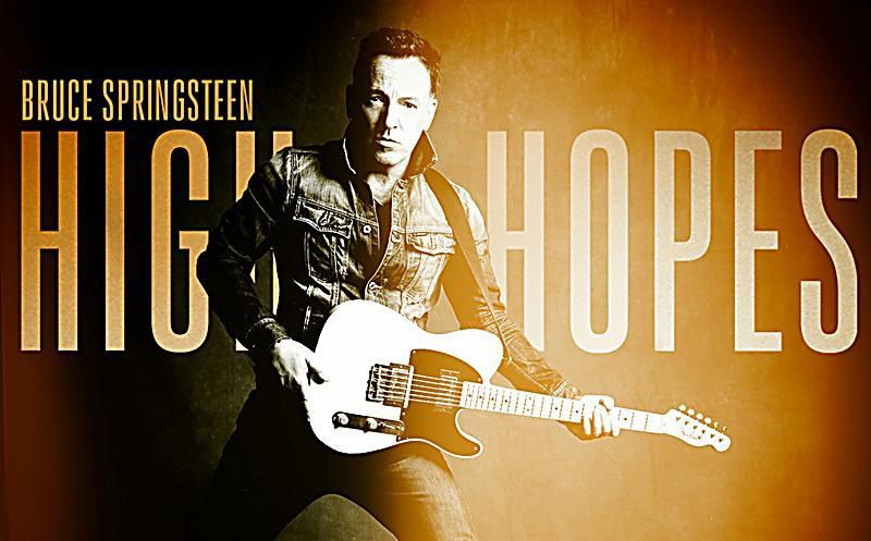 Hunter Of The Invisible Game - Bruce Springsteen