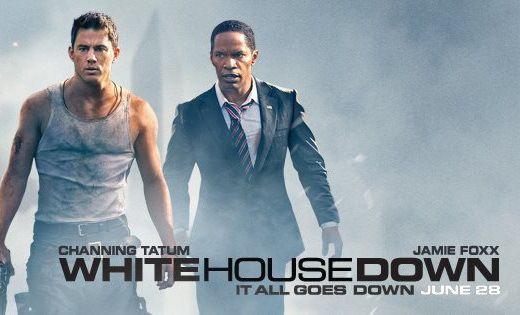 Burning Down Da House - Roland Emmerichs Action-Trash White House Down