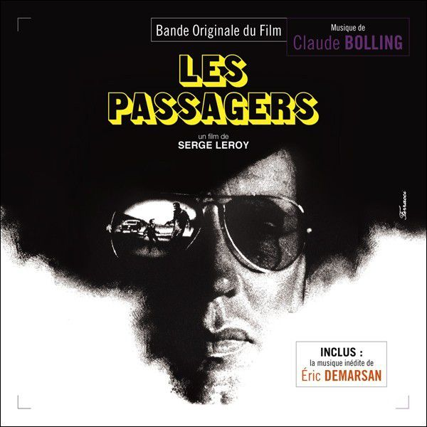 Les Passagers - Claude Bolling / Éric Demarsan (Musicbox Records 2014)