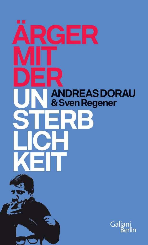 Ärger mit der Unsterblichkeit - Andreas Donau &amp&#x3B; Sven Wegener Lit.Cologne 13. März 2015