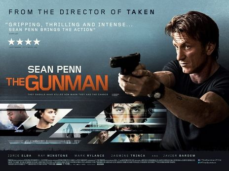 The Gunman - Pierre Morel