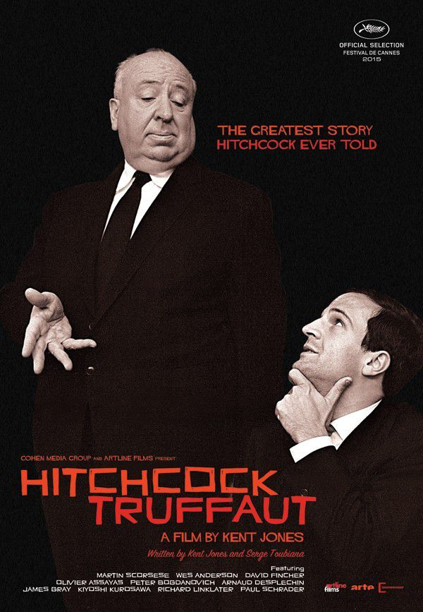 Hitchcock - Truffaut von Kent Jones