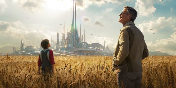 Tomorrowland von Brad Bird - Fantastischer Science Fiction Film!