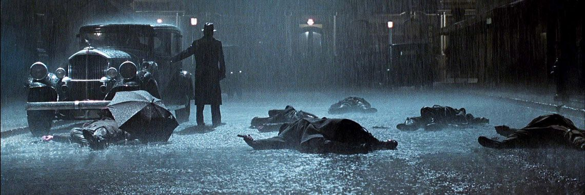 Road To Perdition – Sam Mendes