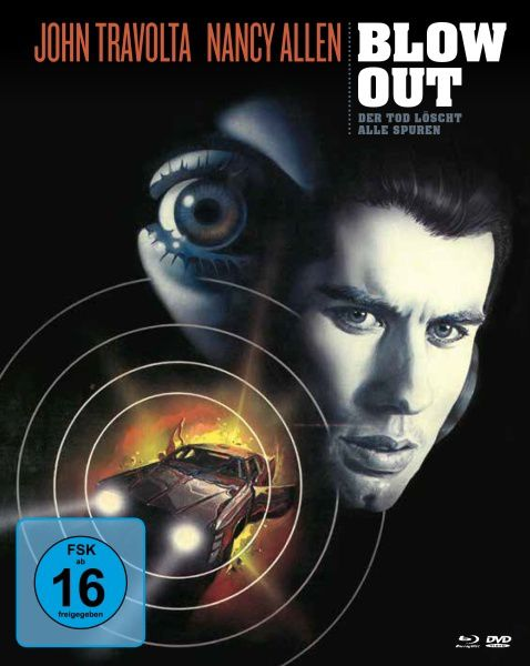 BLOW OUT - Der Tod löscht alle Spuren von Brian de Palma (Koch Media Edition)