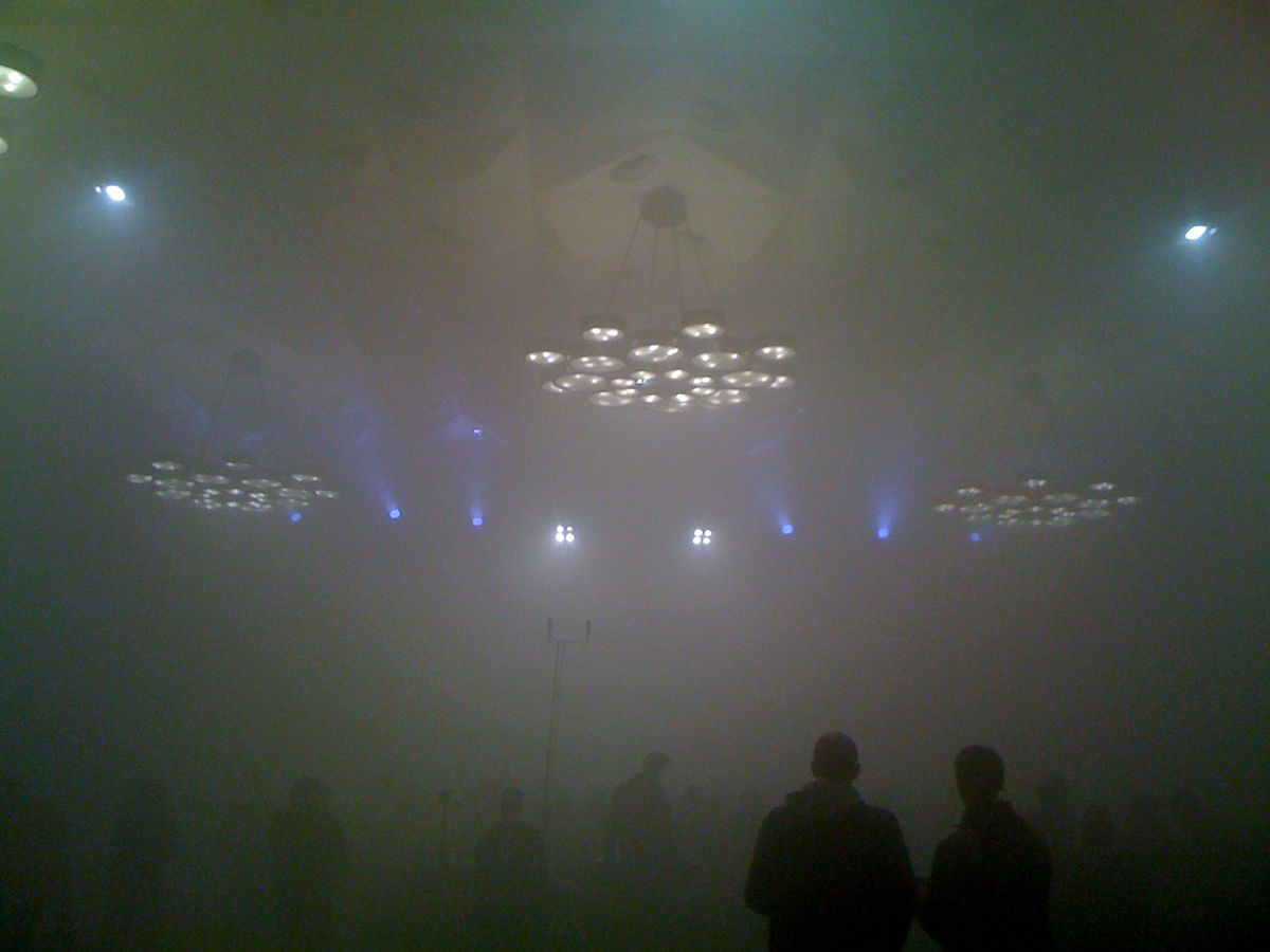 The Fog - Nebel des ... ? Copyright Rick Deckard Solution
