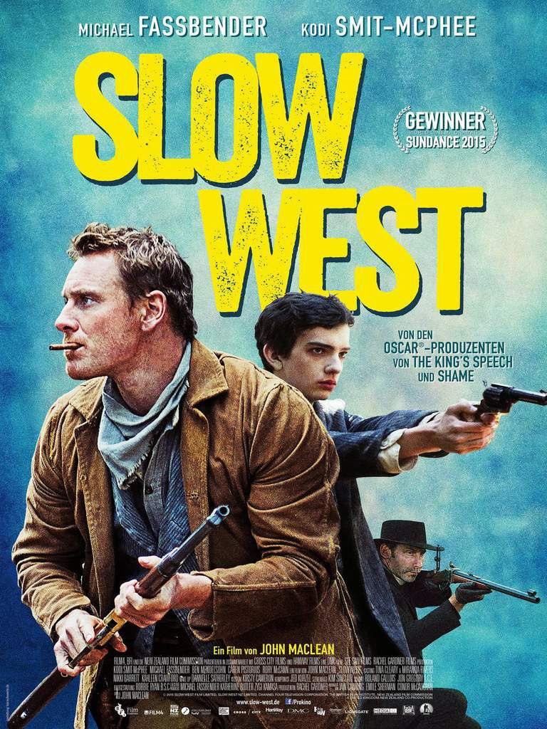 Slow West - John MacLean