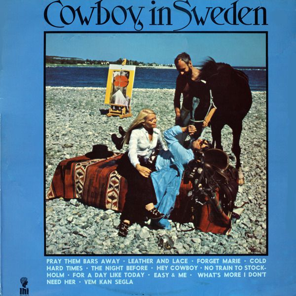 Cowboy In Sweden - Lee Hazelwood