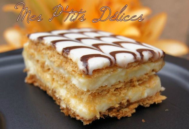 recette dessert rapide millefeuille maison recette dessert rapide et facile