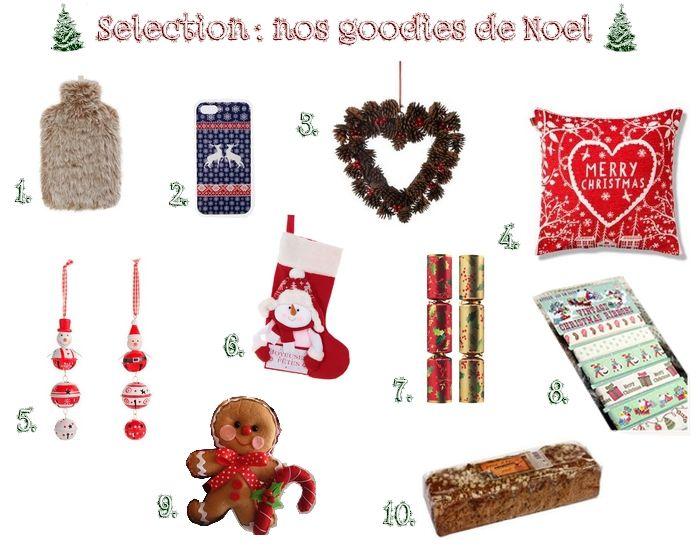 Notre sélection de goodies pour Noël