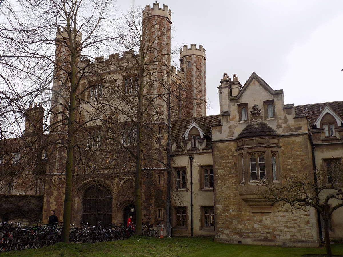 A la découverte de : Cambridge !
