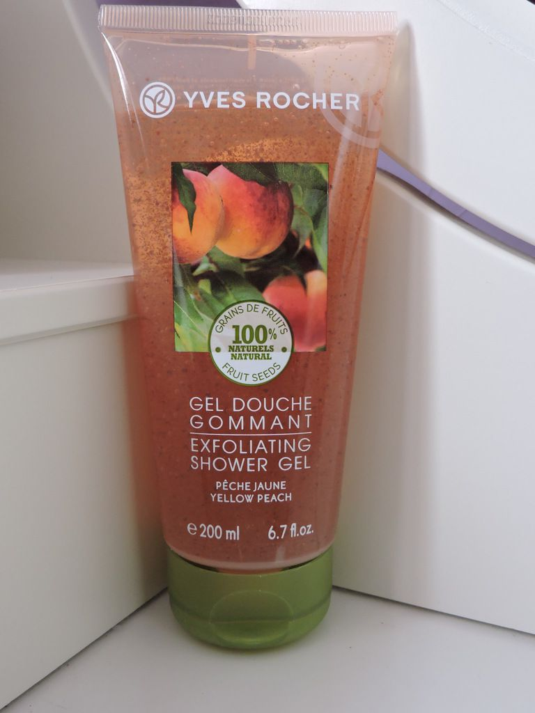 Les produits corps Yves Rocher