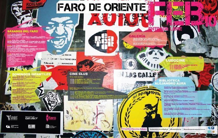 Los FAROS, uno de los proyectos culturales más exitosos de la Ciudad de México