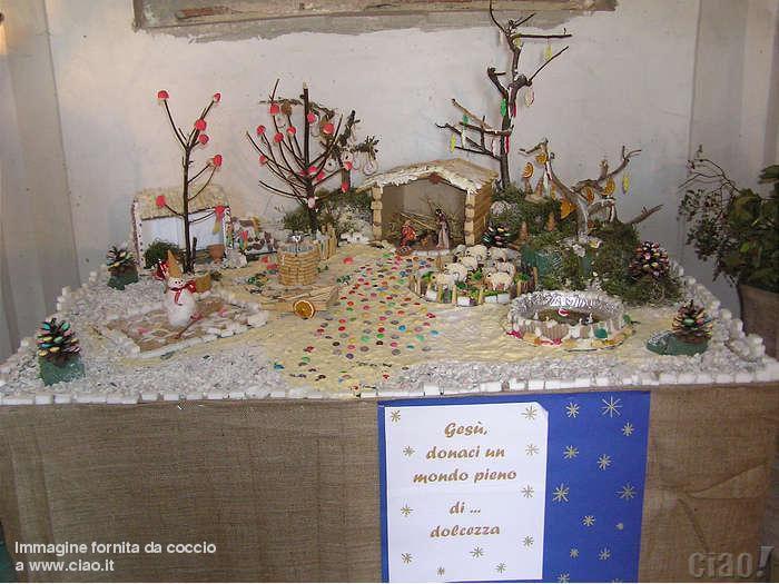 100 presepi - Sant'Angelo in Pontano (MC)