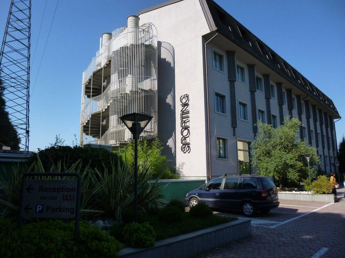 Hotel Sporting Cologno Monzese - Vista esterna