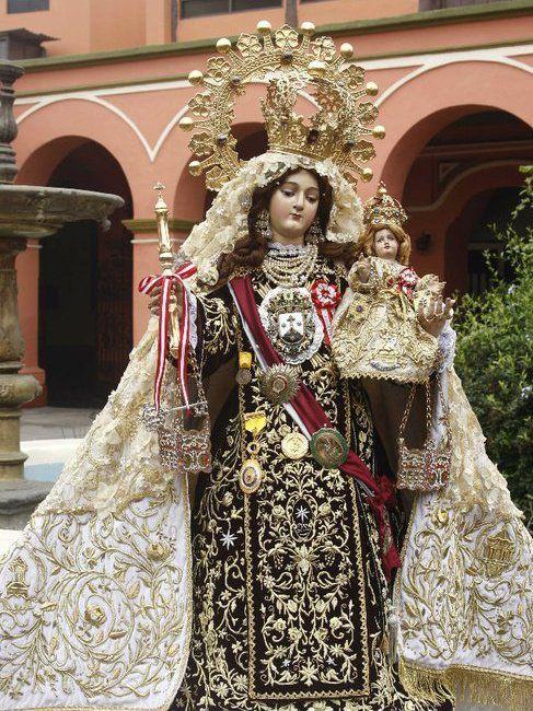 Virgen del Carmen, Lima